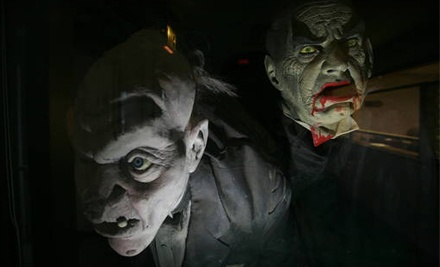Fright Manor Haunted Attractions on Fri., Sept. 30 and Sat., Oct. 1 - Fright Manor Haunted Attractions in Indianapolis