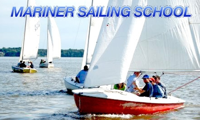 Mariner Sailing School - Groveton: $20 for a Two-Hour Kayak Rental from Mariner Sailing School