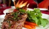 Half Off Modern Italian Cuisine at Sensi