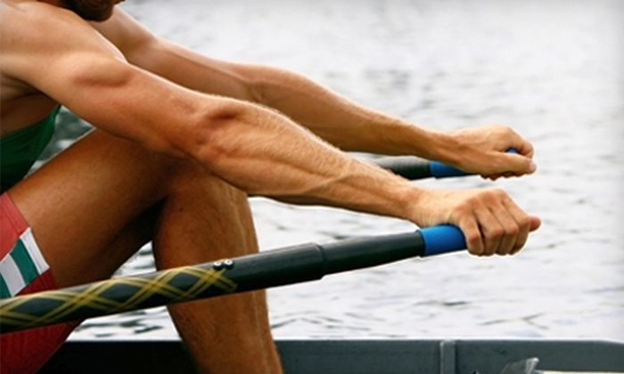 Steel City Rowing Club - Verona: $25 for Coached Rowing Classes or Youth Summer Rowing Session at Steel City Rowing Club (Up to $100 Value) in Verona