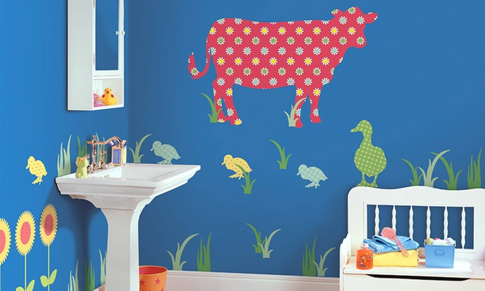 Kids Wall Decals: Kids' Wall Decals. Multiple Designs Available. Free Returns.