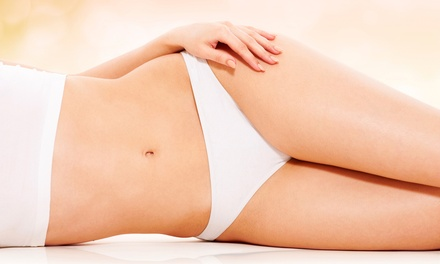 Three Laser-Lipo Sessions with Whole-Body Vibration and Detox Wrap at Advanced Laser Like Lipo (81% Off)