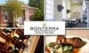 Bonterra - Dilworth: $25 for $50 Worth of Contemporary American Cuisine at Bonterra Dining & Wine Room