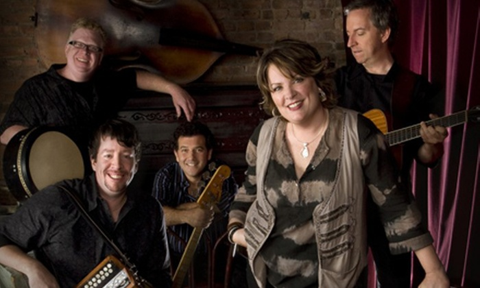 Eileen Ivers & Immigrant Soul - Normandy Meadows Neighborhood Association: $28 for Two Tickets to See Eileen Ivers & Immigrant Soul at the Buckman Performing Arts Center on September 29 ($56 Value)