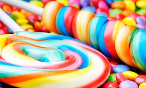 Candy Love: Up to 52% Off $25 or $50 Worth  at Candy Love
