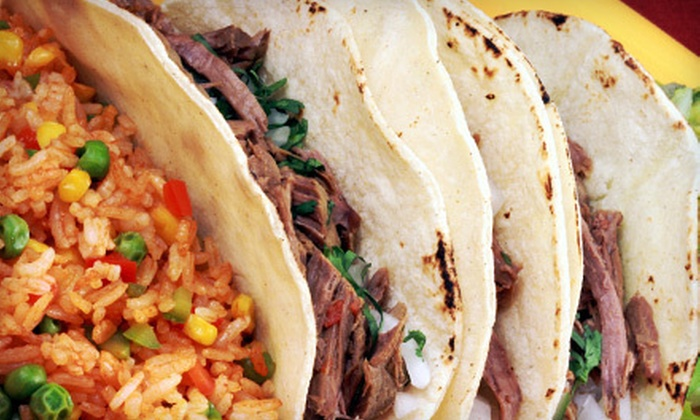 Chamela Grill - Bonita: $10 for $20 or $18 for $40 Worth of Mexican Fare at Chamela Grill in La Verne