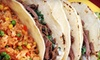 Up to 55% Off Mexican Fare at Chamela Grill in La Verne
