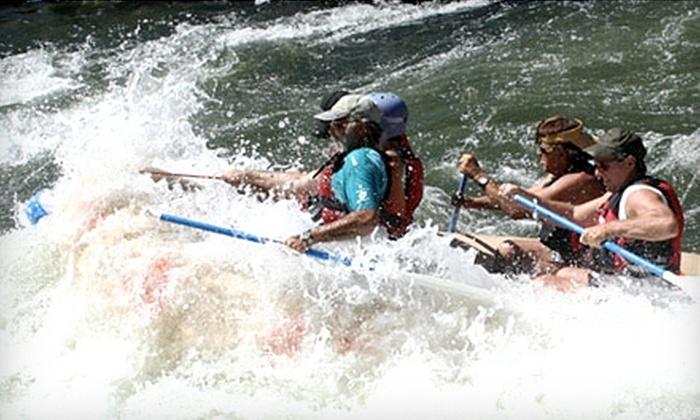 Orange Torpedo Trips - Merlin: $44 for a Day Raft Trip ($89 Value) or $39 for a Half-Day Raft Trip ($79 Value) on Rogue River from Orange Torpedo Trips in Merlin