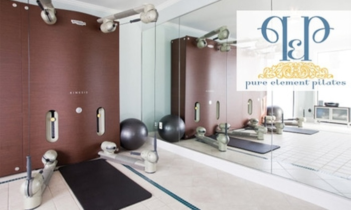 Pure Element Pilates - West Bloomfield: $30 for Two Kinesis-Training Classes at Pure Element Pilates ($70 Value)