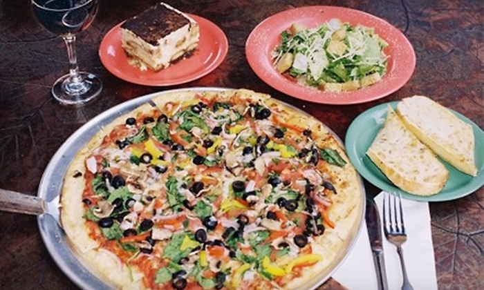 Palio's Pizza Cafe - Multiple Locations: $10 for $20 Worth of Pizza and Pasta at Palio's Pizza Café