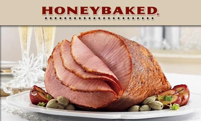 HoneyBaked Ham - New Albany: $12 for $25 Worth of Gourmet Meats and Café Fare at HoneyBaked Ham in New Albany