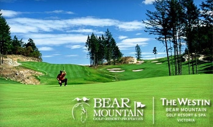 Bear Mountain Resort - Victoria: $99 for One Round of Golf for Two at Bear Mountain Resort, Plus a $50 Voucher Toward the Copper Rock Grill or The Masters Lounge ($204.56 Value)