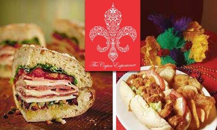 The Cajun Experience - Leesburg: $15 for $30 Worth of Fare at The Cajun Experience