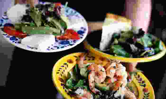 España Tapas House - Kilbourn Town: Tapas and Sangria for Two or $15 for $30 Worth of Spanish Food for Lunch at España Tapas House