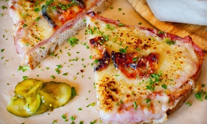 La Tour Cafe - Kalihi - Palama: $10 for $20 Worth of Bistro Fare at La Tour Cafe
