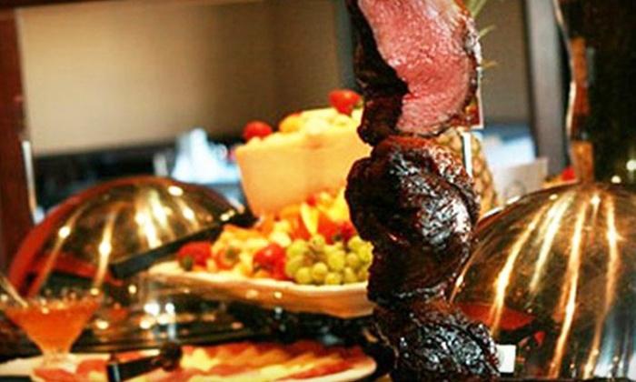 Bossa Nova - Stratford: $25 for $50 Worth of Brazilian Steakhouse Fare at Bossa Nova in Stratford