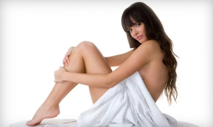 The Welcare Center - Multiple Locations: $99 for Three Laser Hair Removal Treatments (Up to $630 Value) at The Welcare Center