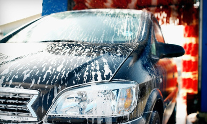 Mission Car Wash - Union City: $21 for a Six-Pack Punch Card for Six Car Washes with Wax at Mission Car Wash in Union City ($47.94 Value)