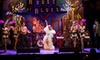 Bustout Burlesque - French Quarter: One Ticket to See Bustout Burlesque at House of Blues on August 19 at 10:30 p.m. (Up to $31 Value)