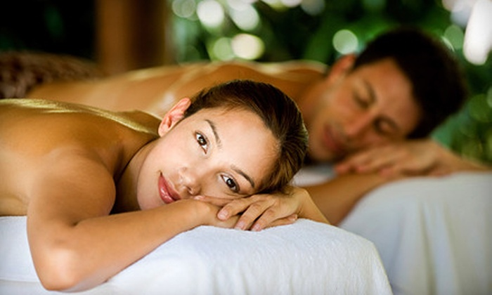 Ajasrika Wellness Center - Orange: Massage-and-Facial-Package for One or Deep-Tissue Couples Massage at Ajasrika Wellness Center in Orange (Up to 53% Off)