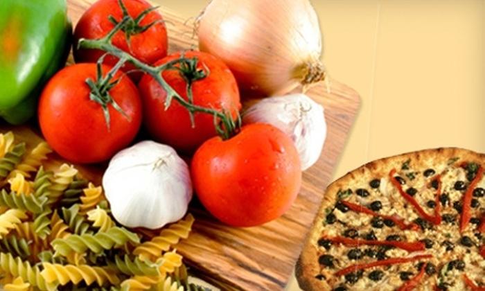 Fresco Pizzeria & Pastaria - Tucson: $8 for $16 Worth of Italian Fare from Fresco Pizzeria & Pastaria