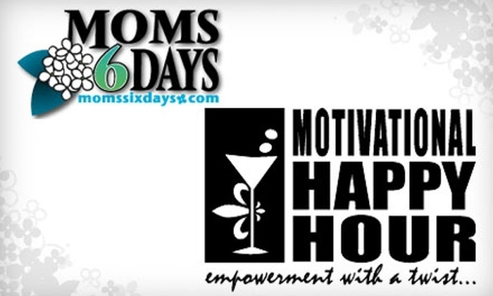 Motivational Happy Hour - Puyallup: $10 for One Ticket to Motivational Happy Hour on December 2 ($20 Value)