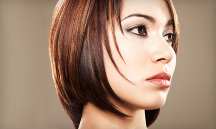 B'yond Style Hair Studio - New Scotland: Haircut and Color, Men's Haircut, or Pedicure at B'yond Style Hair Studio