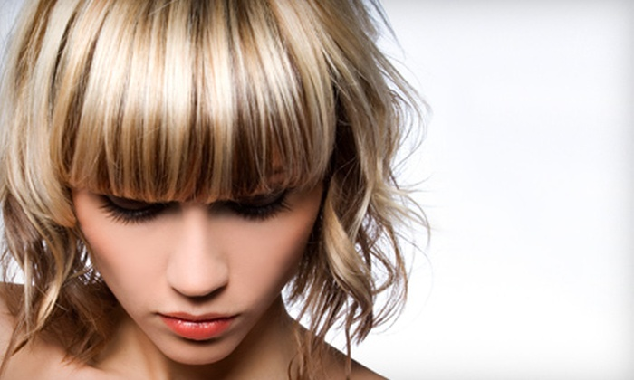 Venus and Mars Hair Salon - Terry Sanford: Salon Packages at Venus And Mars Hair Salon in Fayetteville (Up to 61% Off). Three Options Available.