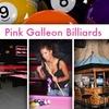 74% Off Billiards, Drinks, and Snacks