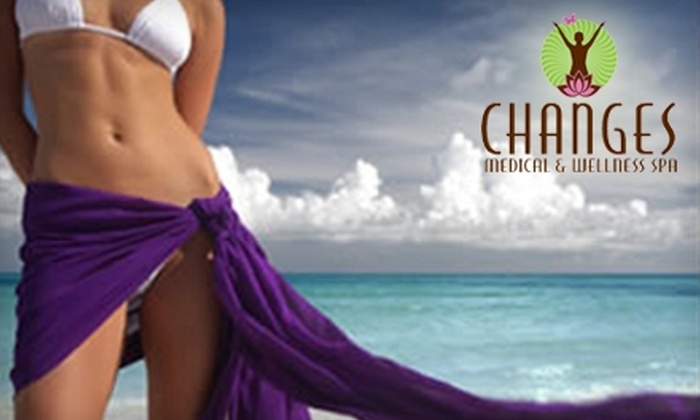 Changes Medical & Wellness Spa - Union Park: $99 for a Comprehensive Weight-Loss Package or One Cellulite-Reduction and Body-Toning Treatment at Changes Medical & Wellness Spa (Up to $450 Value)