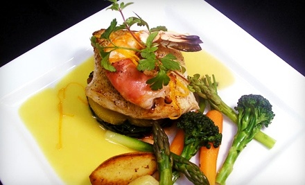 $30 Groupon for Dinner to Califas Bistro - Califas Bistro in Lodi