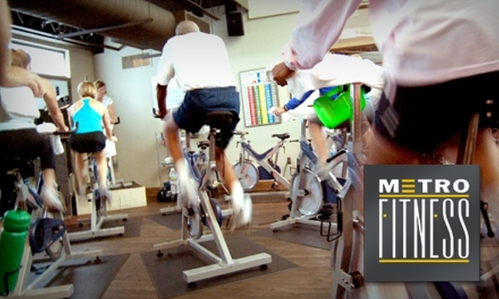 MetroFitness - Montgomery: $40 for One-Month Membership to MetroFitness