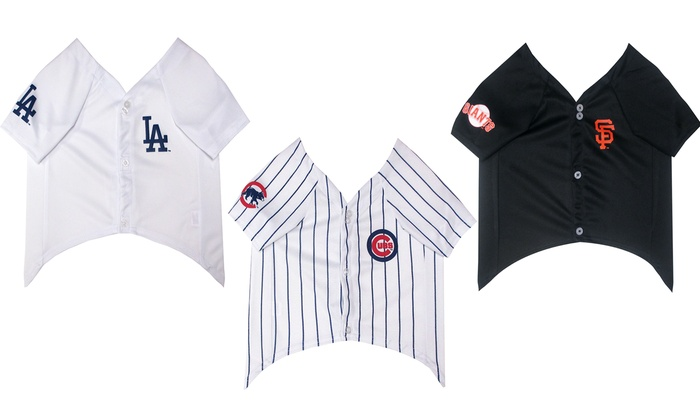 8123ffb78 Up To 17% Off on MLB National League Pet Jersey