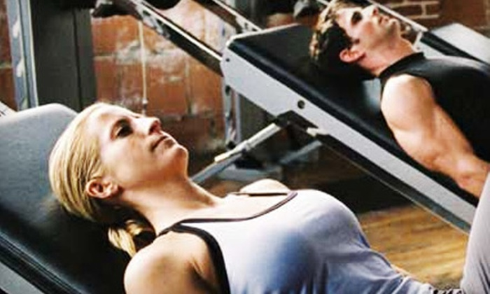 Gravity Central Fitness - Newington: Gravity Pilates or Gravity Group-Strength Classes at Gravity Central Fitness in Newington
