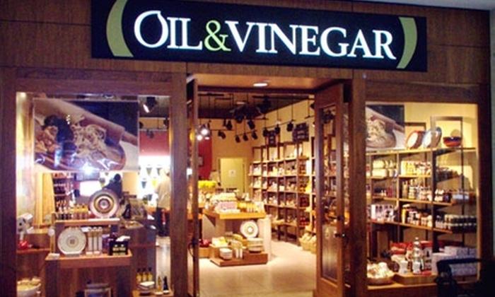 Oil & Vinegar  - Town Center: $12 for $25 Worth of Oils, Vinegars, and Gourmet Gift Items at Oil & Vinegar in The Woodlands