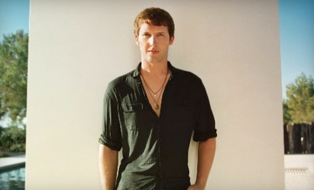 James Blunt at Scotiabank Place on Wed., Nov. 30 at 8PM: Lower Bowl 100 Section - James Blunt in Ottawa