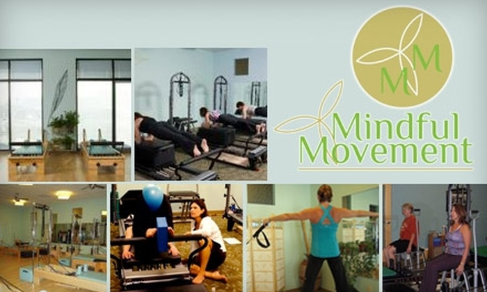 Mindful Movement - Vernon: $20 for Any Three Classes at Mindful Movement in Big Bend (Up to a $51 Value)