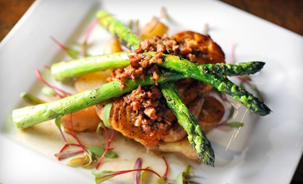 $35 Groupon to Back Wine Bar & Bistro - Back Wine Bar & Bistro in Folsom