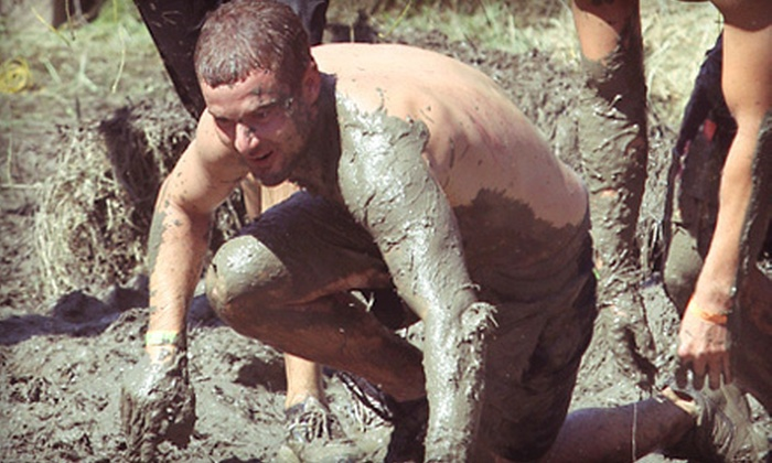Gladiator Assault Challenge - Omaha: $49 for a Gladiator Assault Challenge Race Entry on Saturday, May 19, or Sunday, May 20, in Boone (Up to $105 Value)