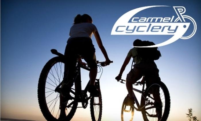 Carmel Cyclery Bike Shop - Carmel: $10 for a Four-Hour Bike Rental from Carmel Cyclery Bike Shop (Up to $31 Value)