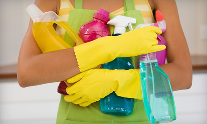 Budget Maid Agency - Vacaville: $49 for Two Hours of Housecleaning from Budget Maid Agency ($160 Value)