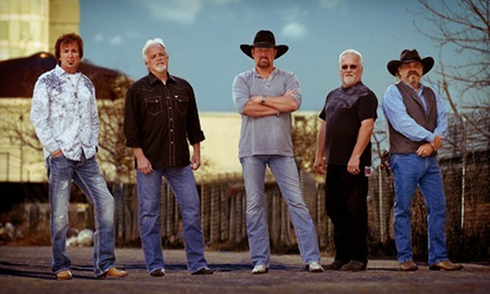 Confederate Railroad - Atlantic-University: Confederate Railroad Concert for Two at Main Street Armory on Friday, February 8, at 7 p.m. (Half Off)