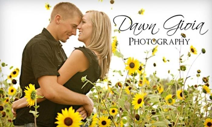 Dawn Gioia Photography - Denver: $150 For a One-Hour Photography Session with Dawn Gioia Photography ($400 Value)