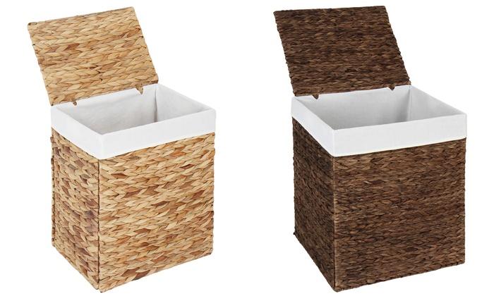 Fabric Laundry Hamper Nz: Wicker Laundry Baskets