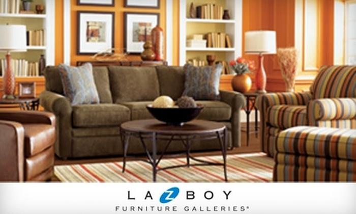 La-Z-Boy Furniture Galleries - Multiple Locations: $99 for $300 Worth of Furniture at La-Z-Boy Furniture Galleries of Arizona