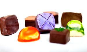 Araya Artisan Chocolate: $16 for 12 Artisanal Chocolates at Araya Artisan Chocolate ($27 Value)