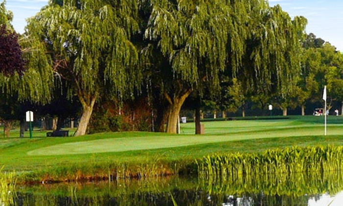 Cordova Golf Course - Sacramento : 18-Hole Golf Outing for Two on a Weekday or Weekend at Cordova Golf Course (51% Off)