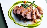 12 oder ganze Ente aus dem Ofen mit Rotkohl und Knödeln für Zwei oder Vier im Restaurant Parkblick (bis zu 40% sparen*)