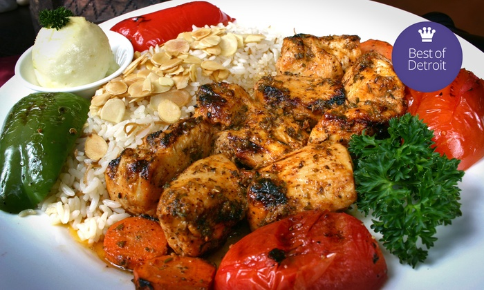 La Marsa - Brighton: Mediterranean Cuisine for Lunch or Dinner at La Marsa (Up to 47% Off). Two Options Available.