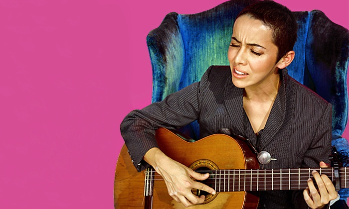 Edna Vazquez - Joe's on Weed: Edna Vazquez at Joe's Bar on June 14 at 7:30 p.m. (Up to 25% Off)